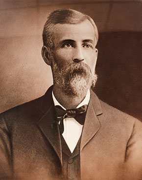 Commissioner James J. Conner