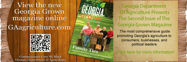 The Georgia Grown Magazine